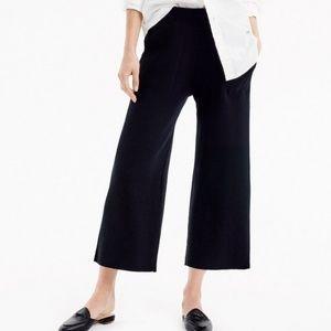 J.Crew Women Stretch Wide-Leg  Pants